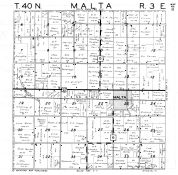 Malta Township, DeKalb County 1947